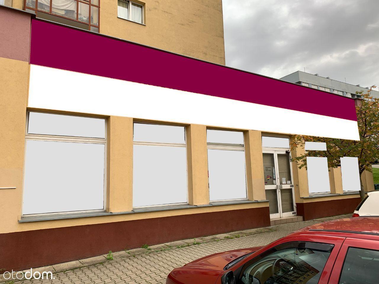 Lokal Handlowo-Usługowy na Witkiewicza 231 m2