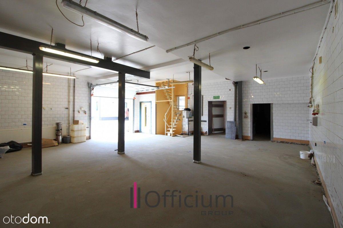 Bemowo - obiekt produkcyjny/siedziba firmy/magazyn