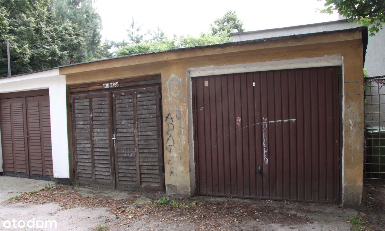 Sprzedam garaż na Bydgoskim Przedmieściu