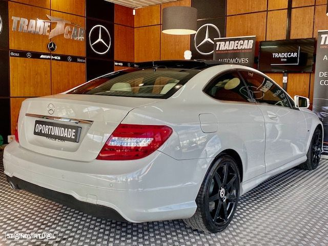 Mercedes-Benz C 250 CDi BE Aut. - 17