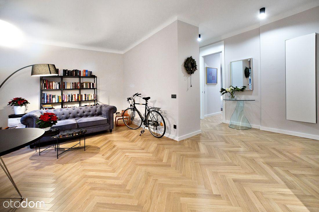 52 m2 przy Koszykowej od strony Łazienek