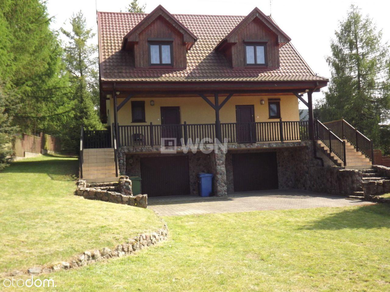 Dom, 200 m², Gaj-Grzmięca