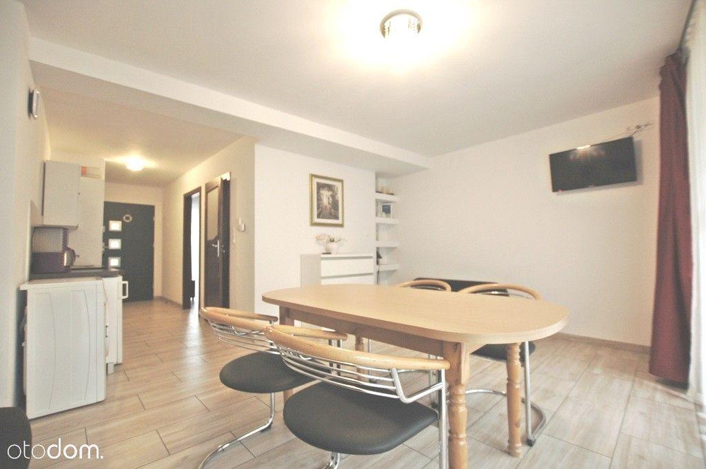 Pobierowo, apartament 37,91 m2 z ogródkiem