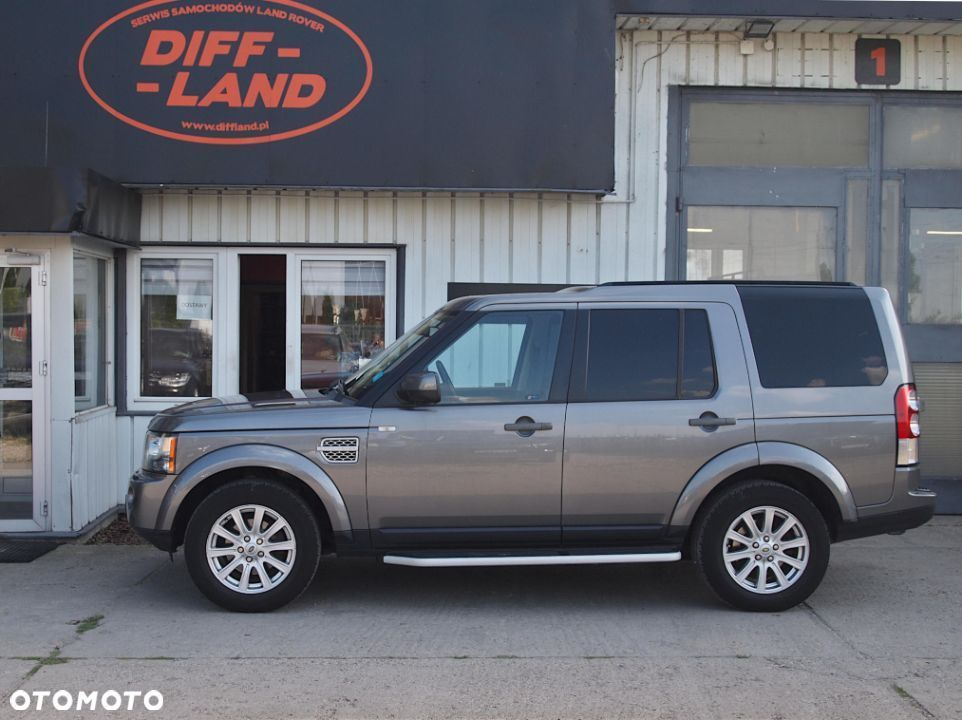 Land Rover Discovery Land Rover Discovery IV, 2,7 TDV6, 2010, Diffland - 1