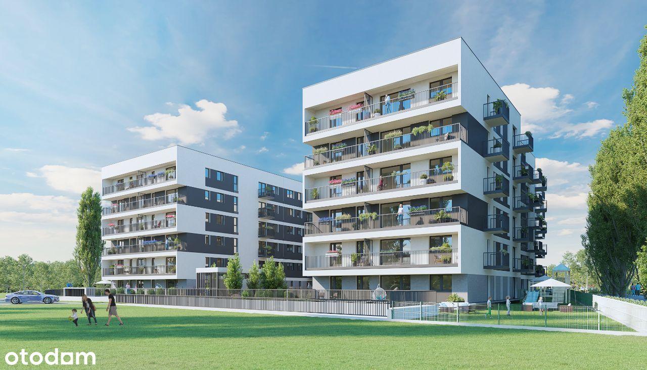 Nowe Wyżyny | ponadczasowy apartament D80