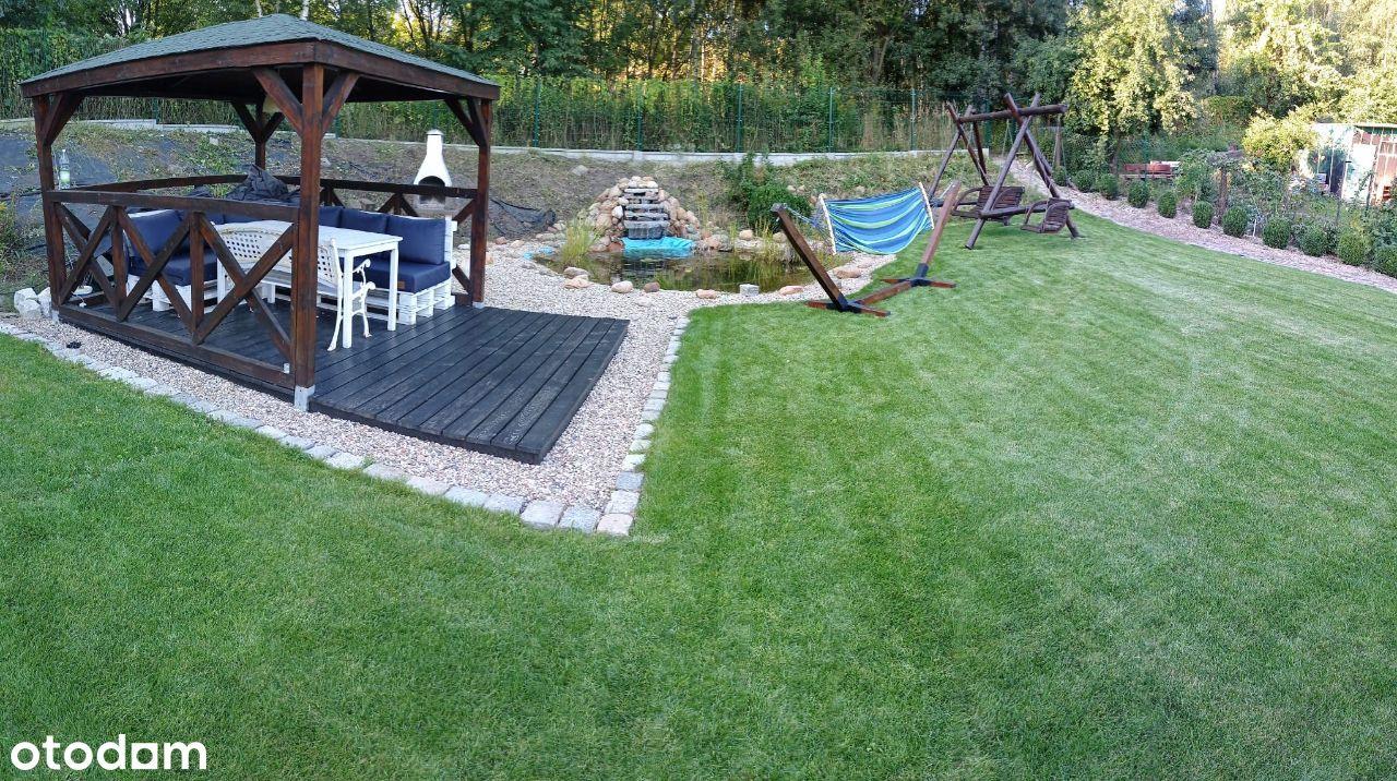 Mieszkanie Biały Kamień Ogród Garaż Komórka Piwnic