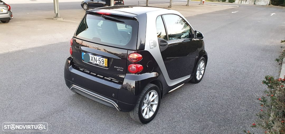 Smart ForTwo Electric Drive Passion - 21