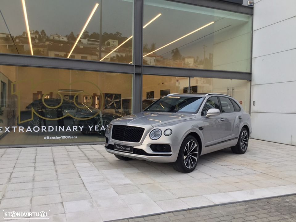 Bentley Bentayga V8 - 2