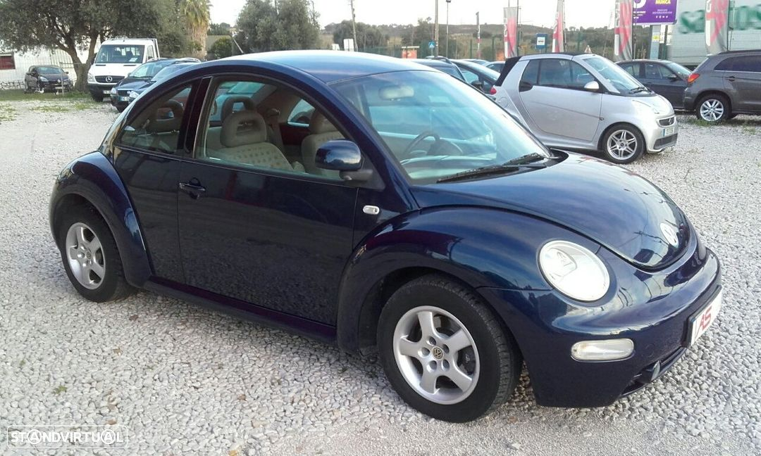 VW New Beetle 1.9 TDi Highline - 5
