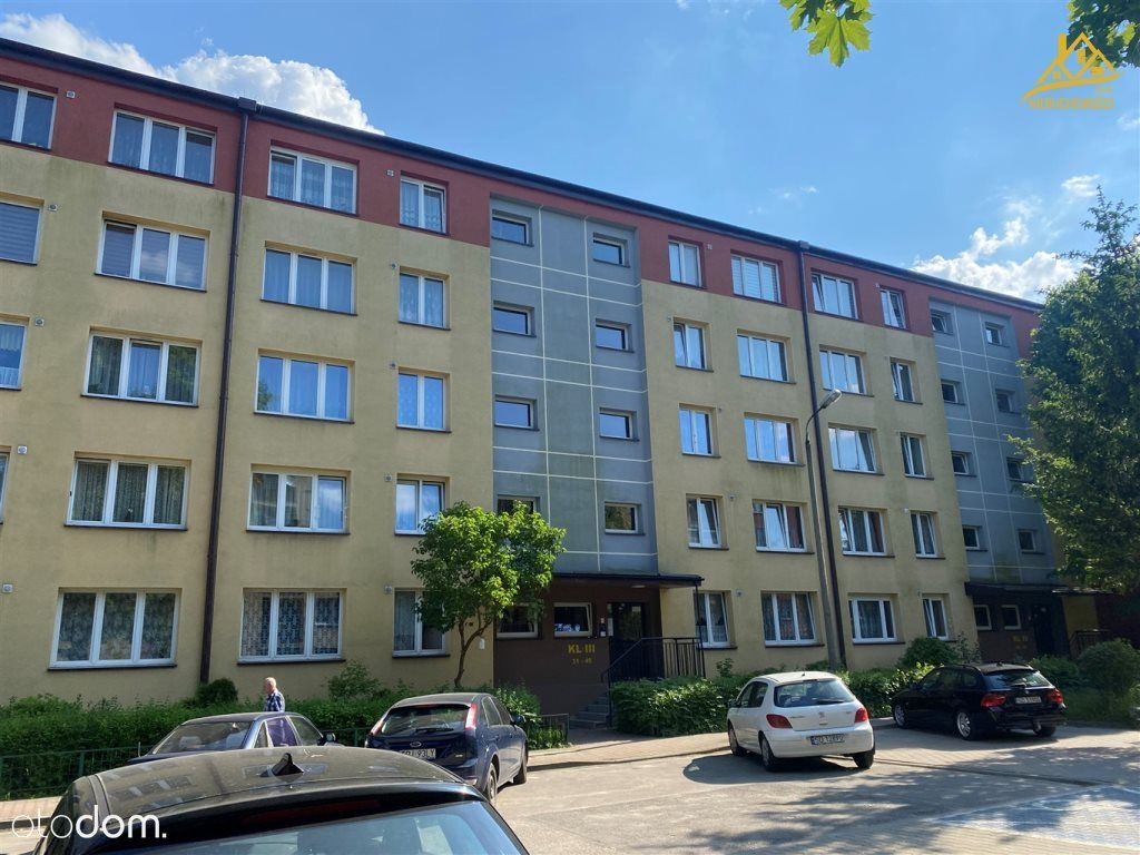 Mieszkanie, 48 m², Dąbrowa Górnicza