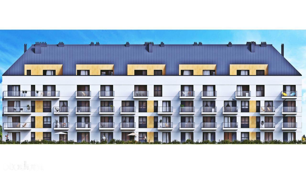 Mieszkanie w Inwestycji Warszawska21 M15