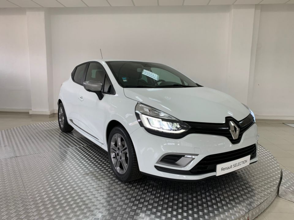 Renault Clio 0.9 TCe GT Line