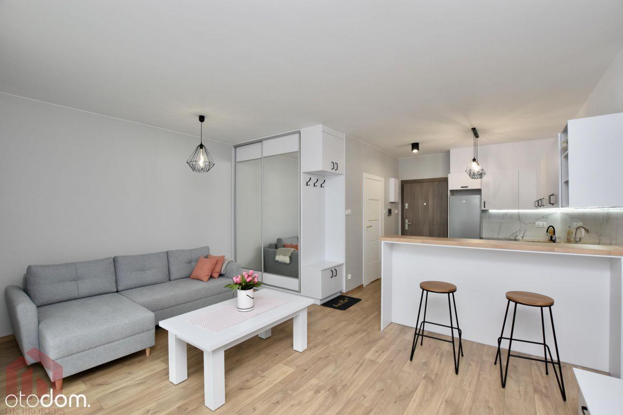 Komfortowy apartament 38m2-capital towers