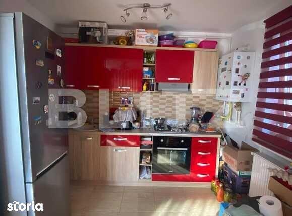 Apartament de vanzare, 49 mp, parcare, zona Petrom Baciu!