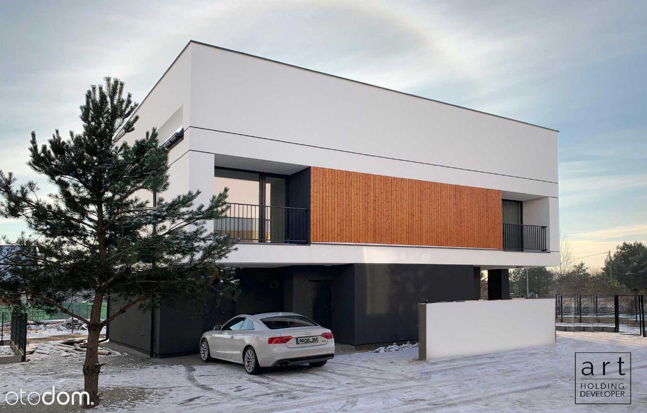 Ostatnia Villa 157 m2 (104,2 m2 bez poddasza)