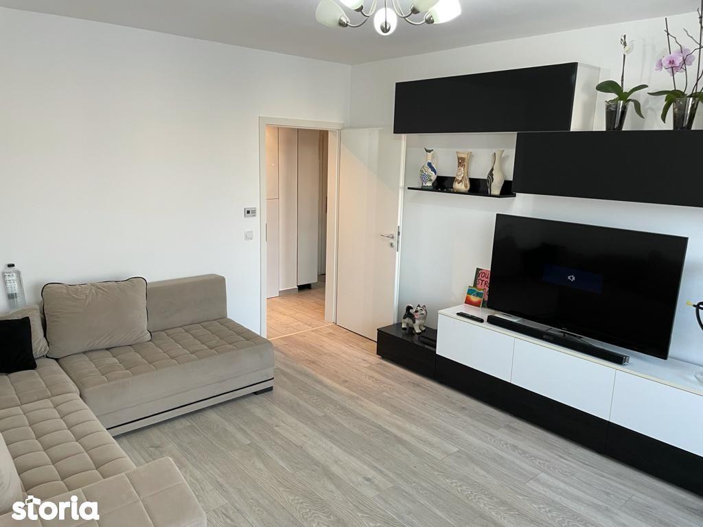 Apartament 2 camere mobilat si utilat, Avantgarden 3