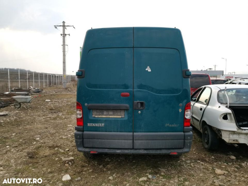 Uși spate Renault Master an 2005 - 1