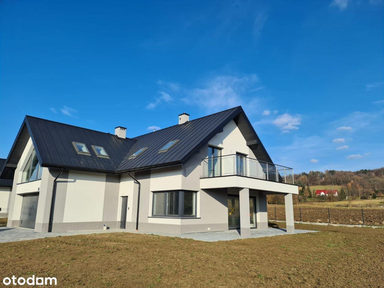 Osiedle domów wolnostojących w Korczynie