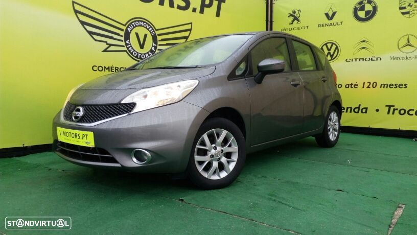 Nissan Note 1.2 DRIVE - 2