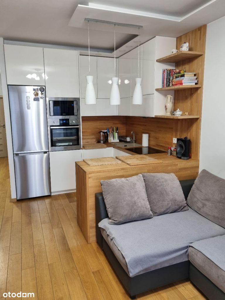 Mieszkanie 3-pokojowe, 58,51 m2, 2 balkony, garaż