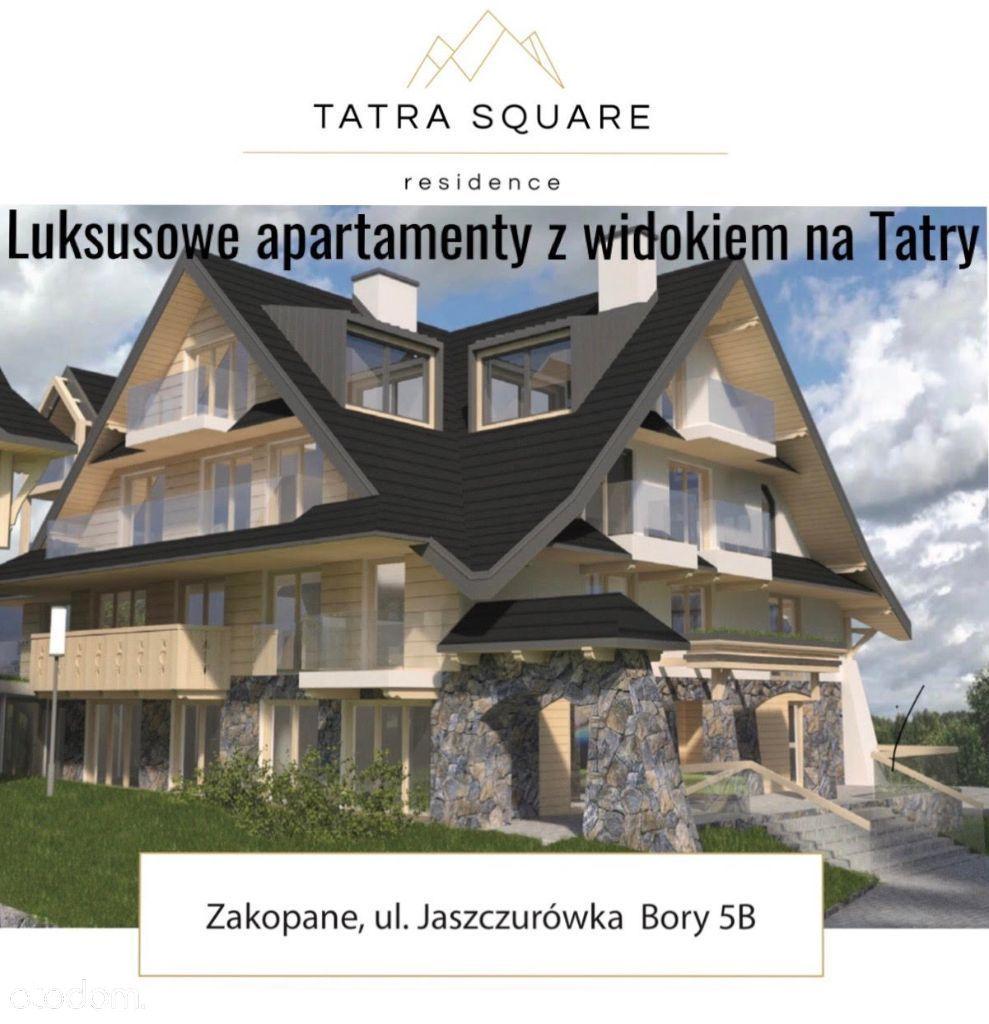 Tatra Square Residence / tatrasquare.pl