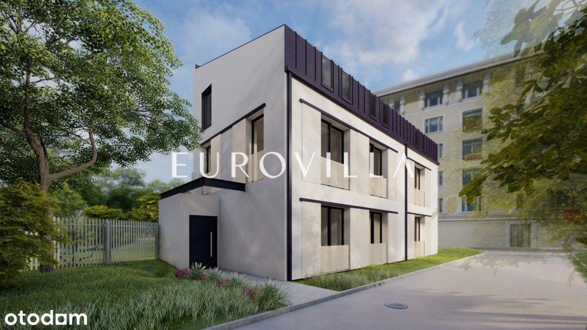 Budynek mieszkalny w sercu starego Żoliborza