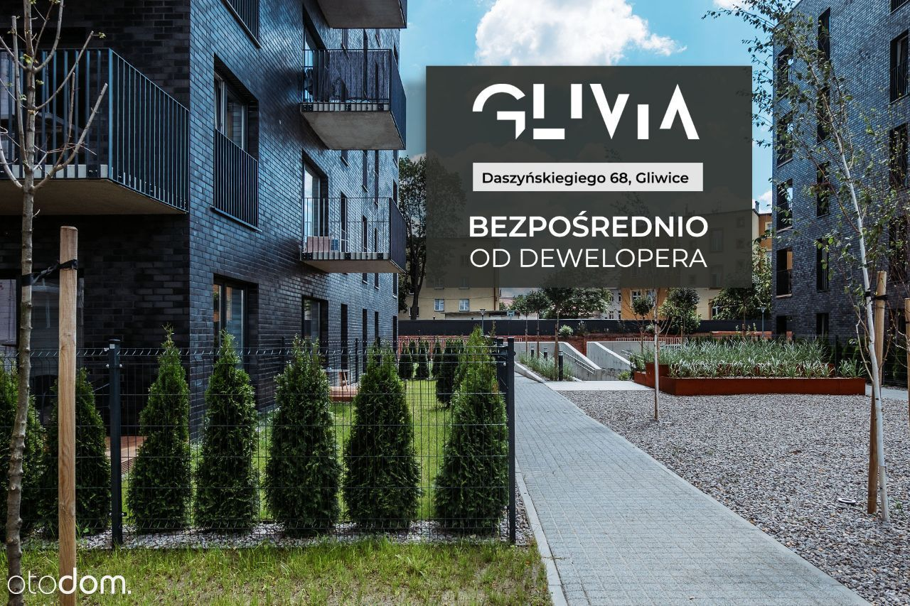 Nowe Mieszkanie z Balkonem / BEZCZYNSZOWE / Glivia
