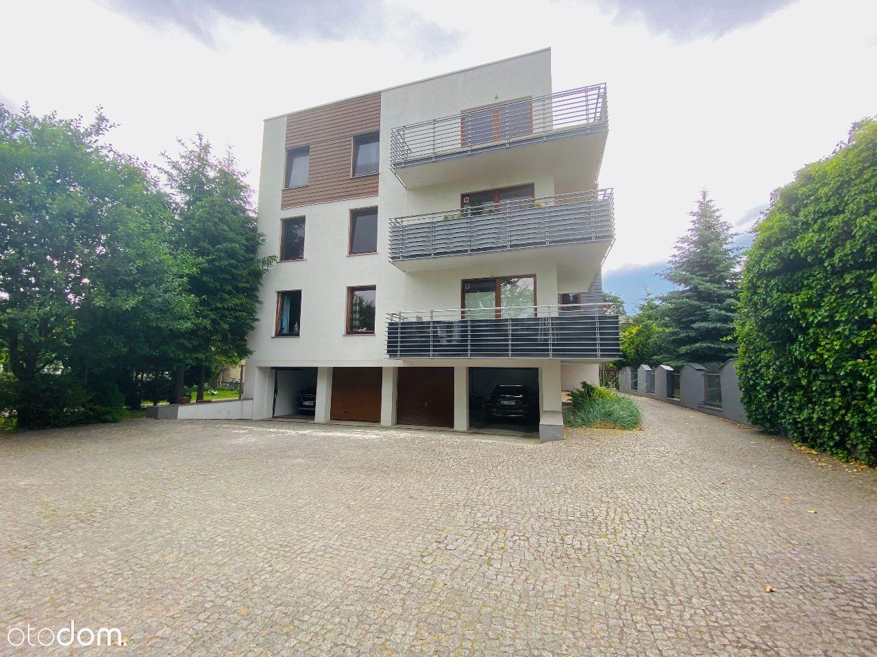 Apartament/Nowe Włochy/Ogród/Garaż/Taras/Prywatnie