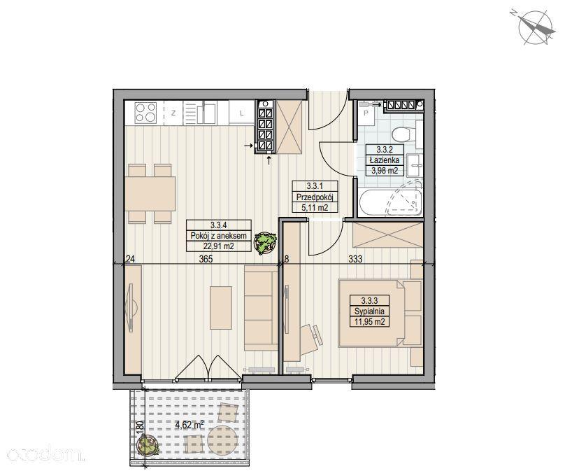 Dwa pokoje-Scand House, Stargard MIEJSCE POSTOJOWE