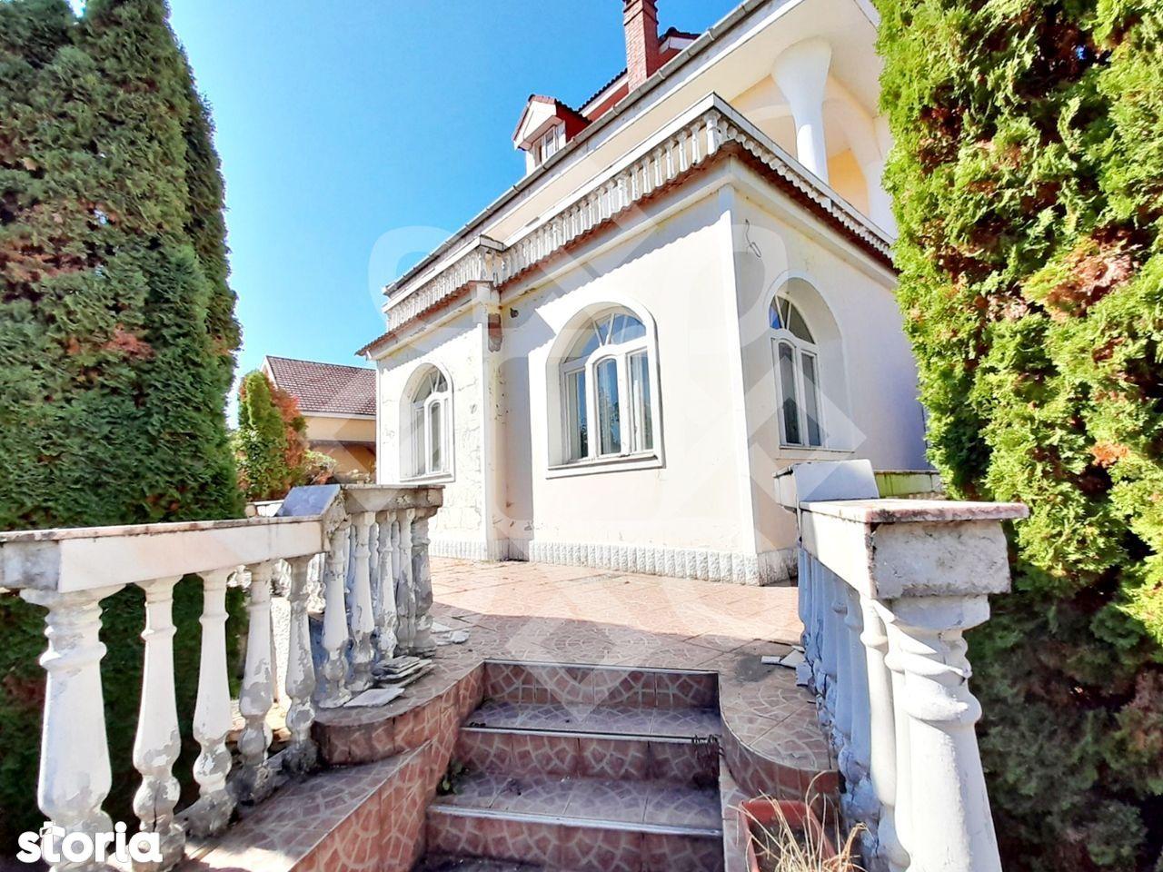 Casa cu etaj si mansarda de vanzare, Sanmartin, Bihor