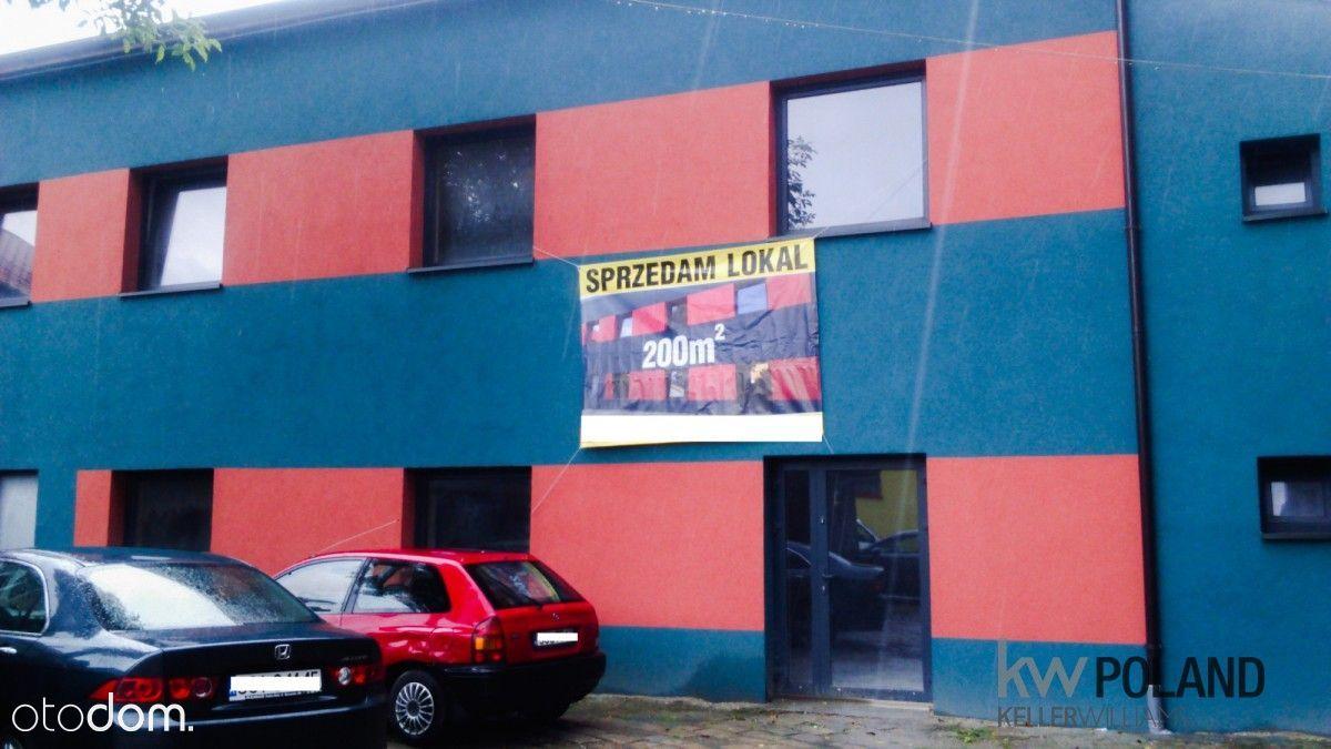 Lokal komercyjny w Knurowie