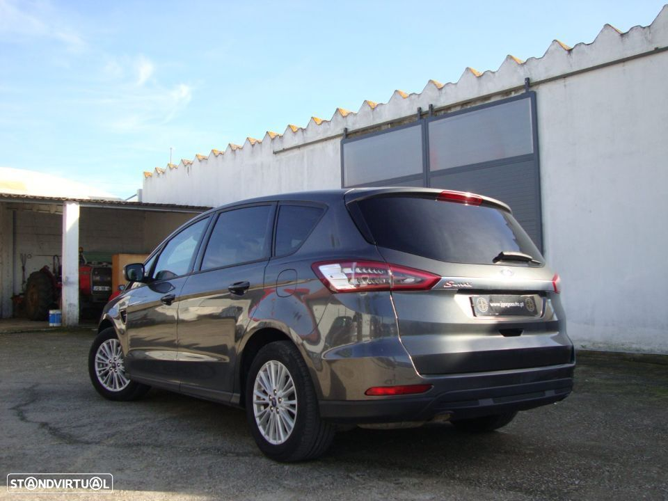 Ford S-Max 2.0 TDCi Trend - 7