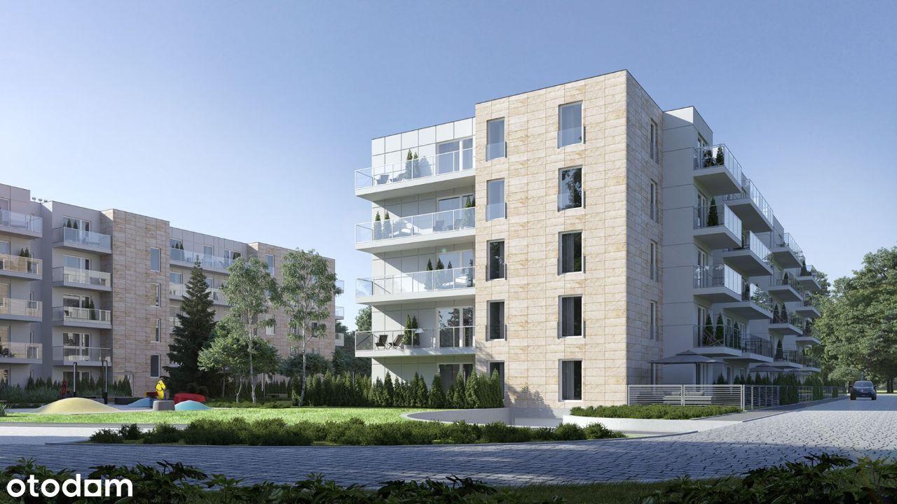 Dwupokojowe Mieszkanie Osiedle Szwanke M25