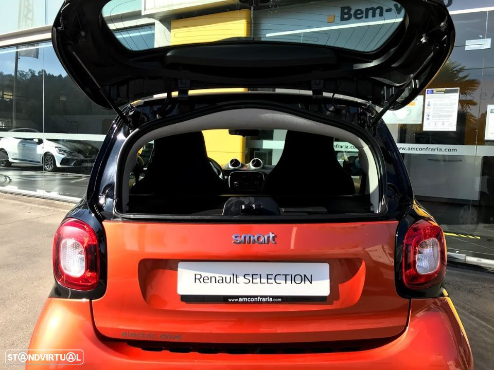 Smart ForTwo Electric Drive Passion - 15