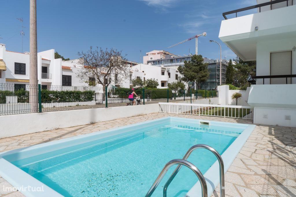 EAR-044 Apartamento T1 com piscina a 300 mts da praia de Monte Gordo