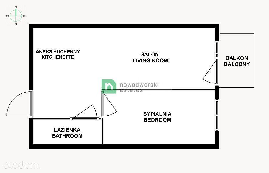 Nowe Mieszkanie W Kowalach 2 Pokoje