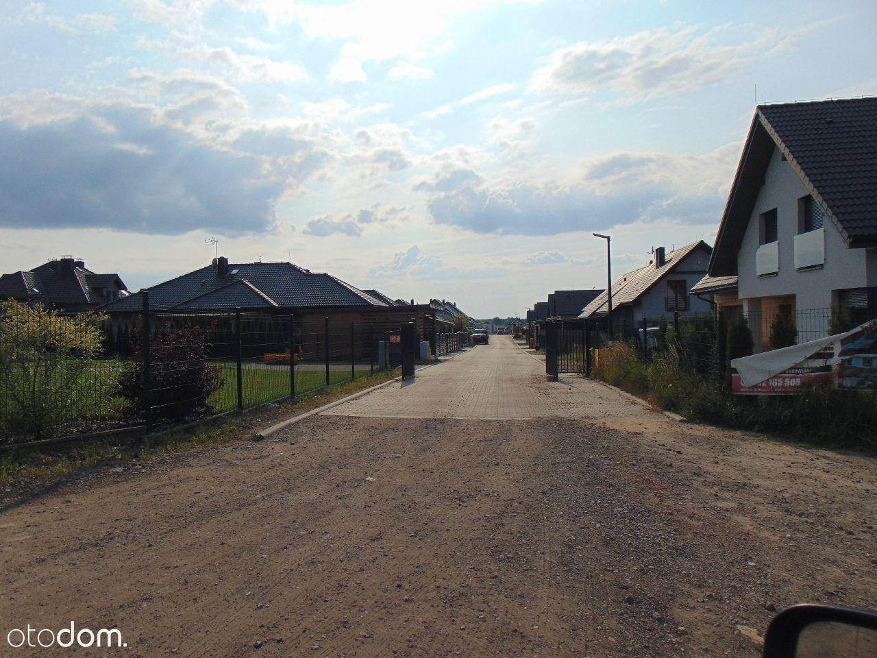 SUPER widok,wokół tylko nowe domy-bez prowizji