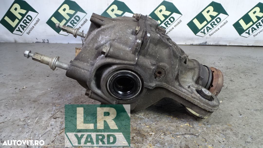 Grup spate Land Rover Discovery 2 - 4