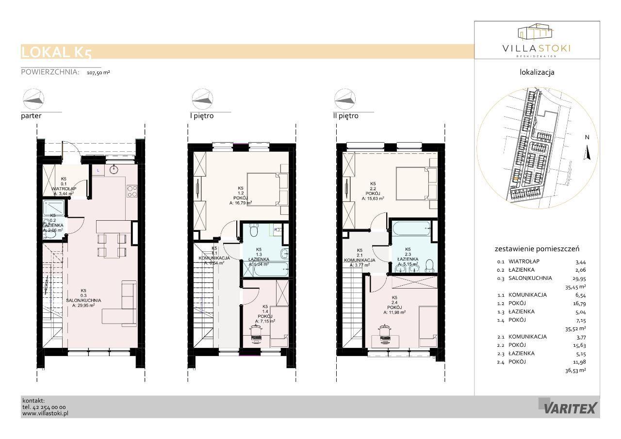 Dom typu 112 - Villa Stoki (dom K.05)
