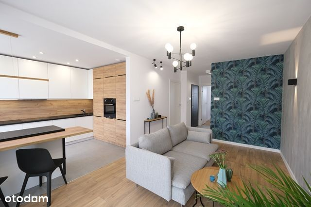 Apartament 2 pok. z komórka lokatorską i ogródkiem