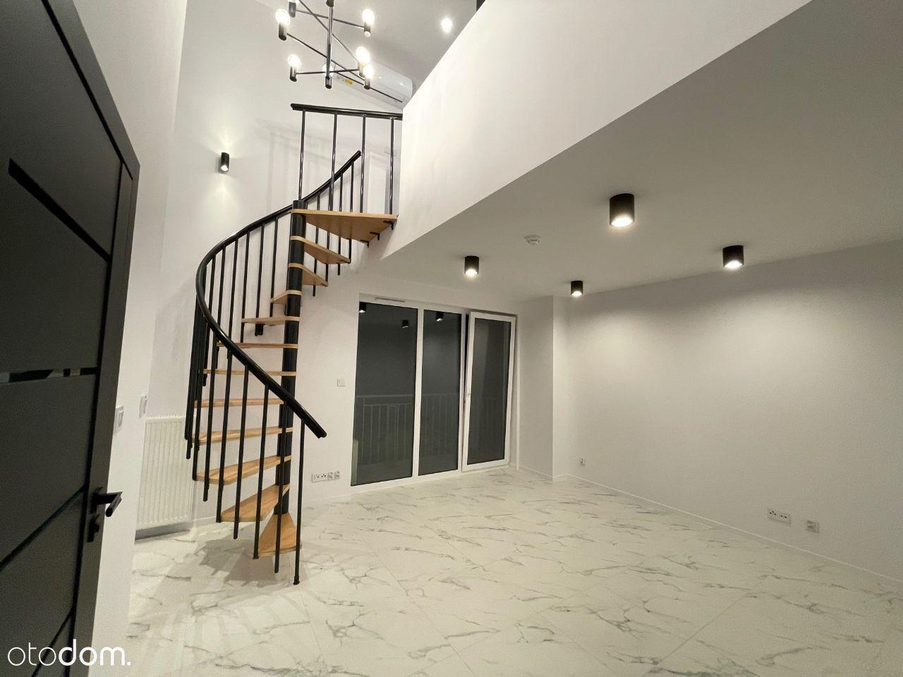 Dwupoziomowe mieszkanie 51,5 m2 ul. Główna