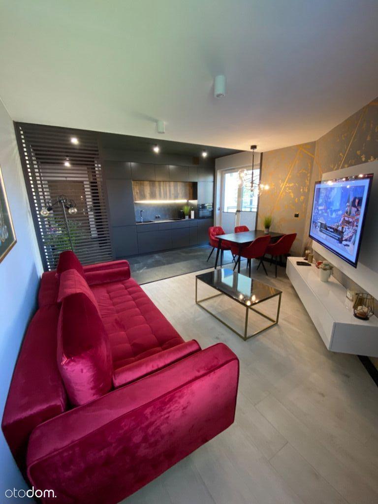 Nowe umeblowane Mieszkanie, Bardzo wysoki standard