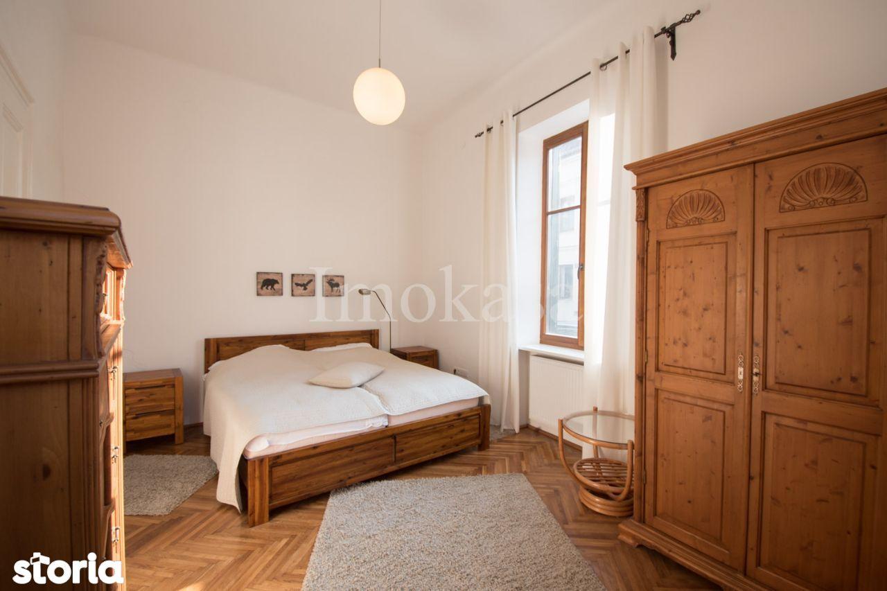 Apartament 2 camere, 60 mp, centrul istoric