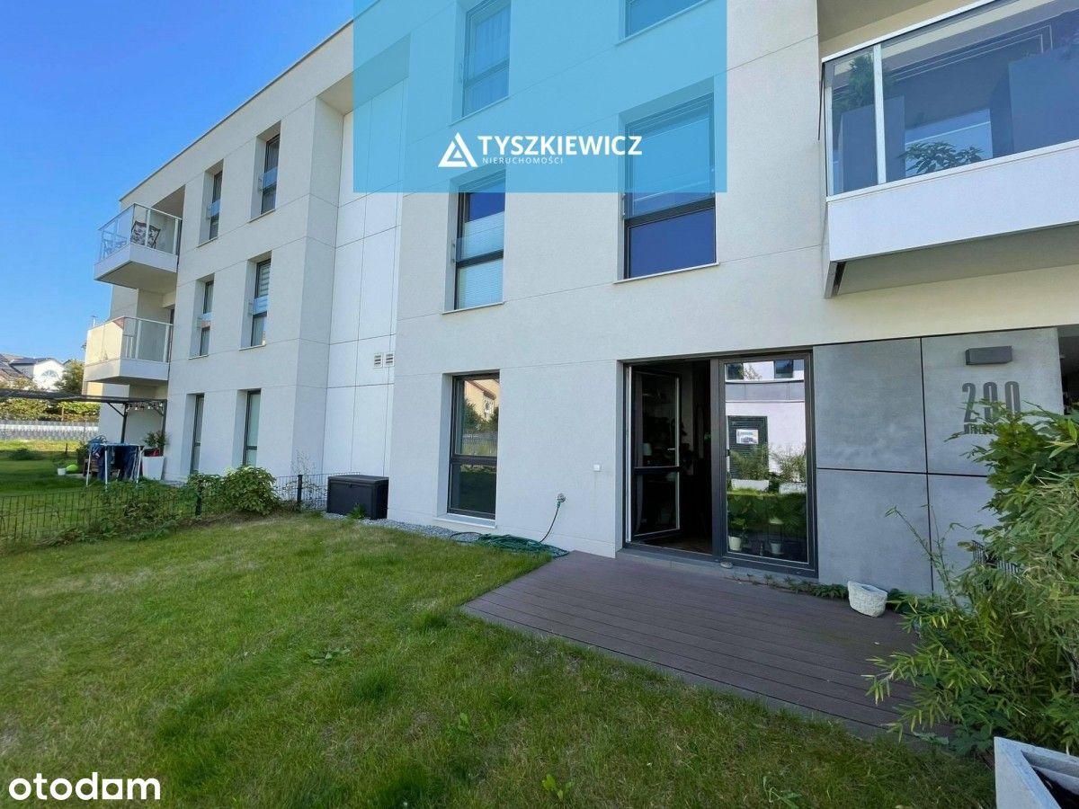 Mieszkanie2-pok. z ogrodem i komórką lokatorską