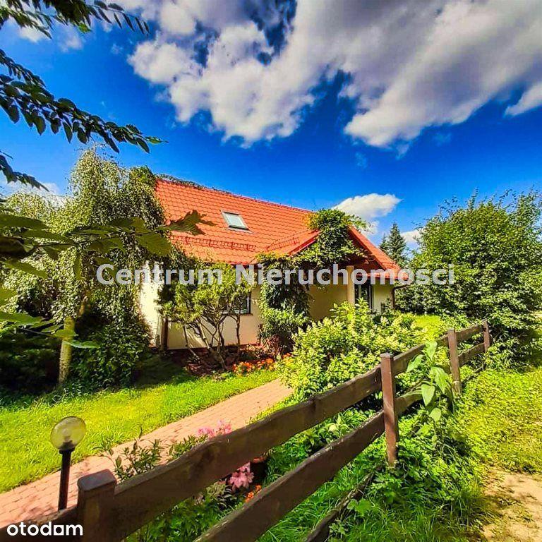 Dom 100m2z ogrodem i tarasem w spokojnej okolicy
