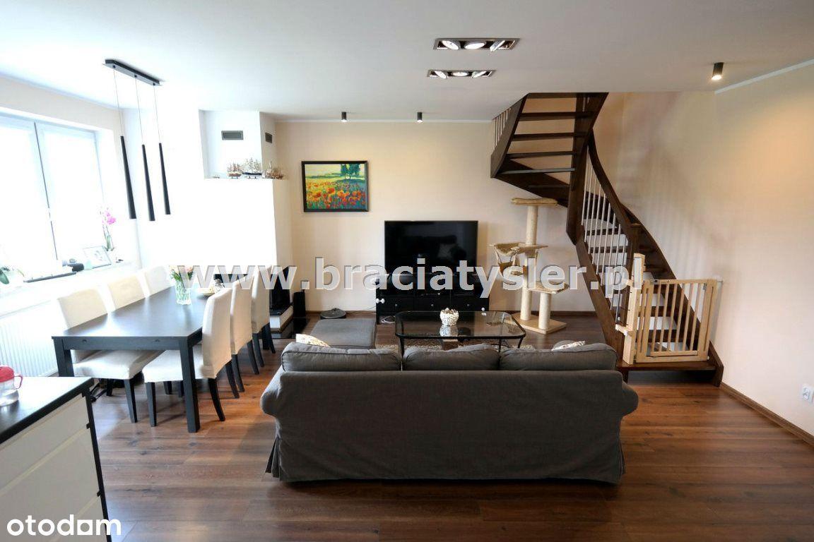 1/4 domu + garaż - Czarnowo 135 m2 - 395.000 zł