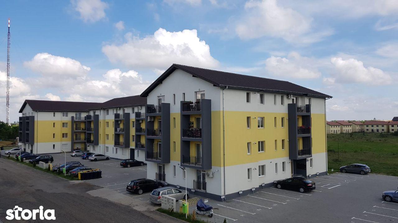 Apartament nou full decomandat la cheie 1 camera