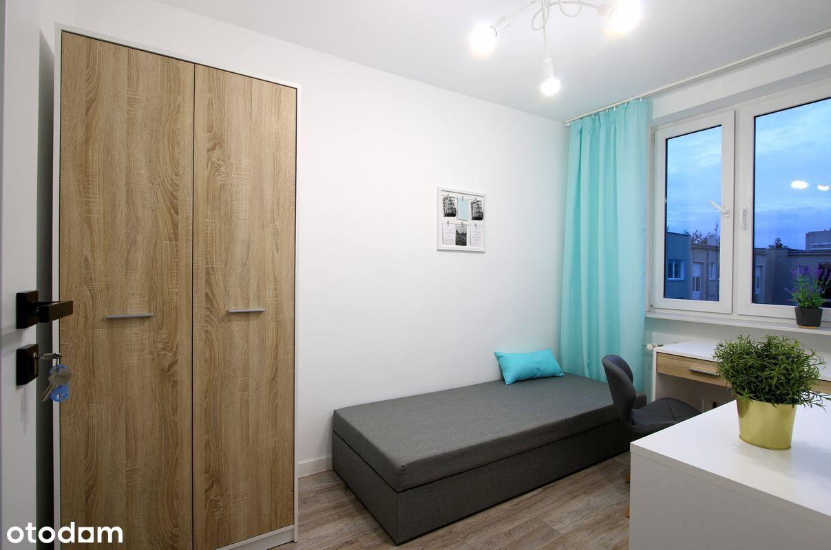BEMOWO nowoczesny pokój po remoncie przy Tesco