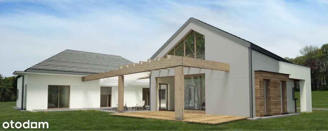 Wyjątkowy dom blisko NATURY- 390m2, 2 GARAŻE