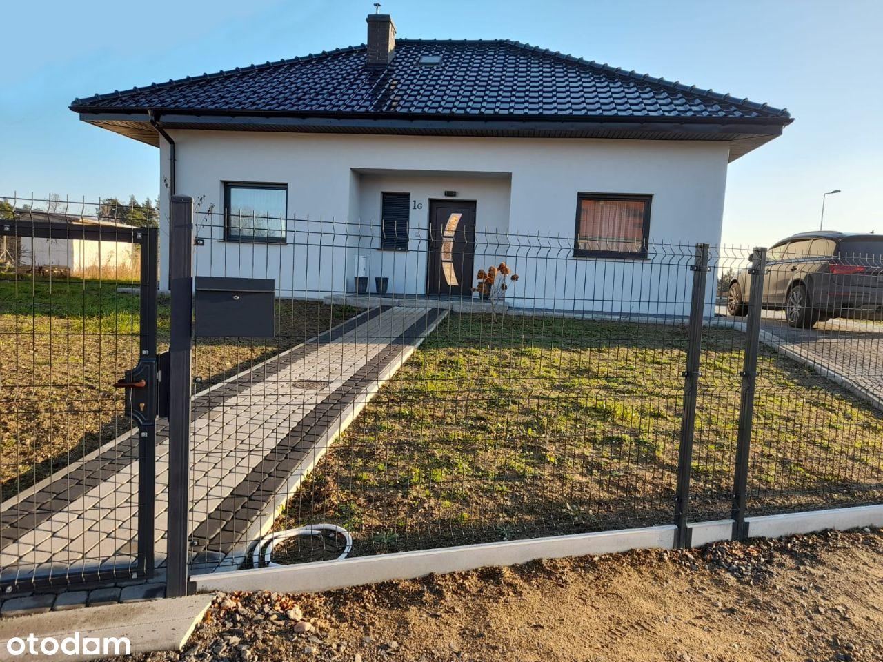 Dom jednorodzinny z keramzytu - Lubin